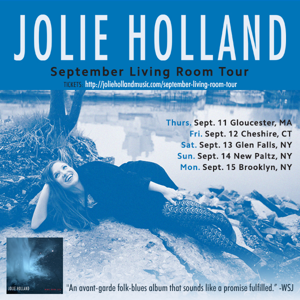 Jolie Holland 2014 September Living Room Tour